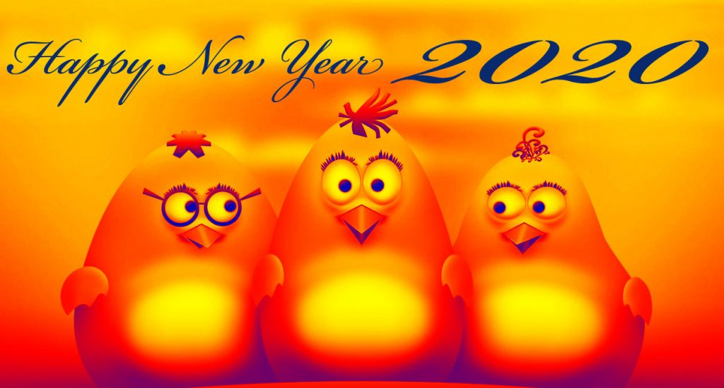 Happy New Year 2020 Images Wishes Wallpaper Whatsapp